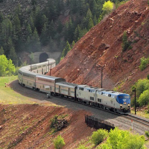 Reserve and purchase Amtrak tickets in advance and get 20% off!